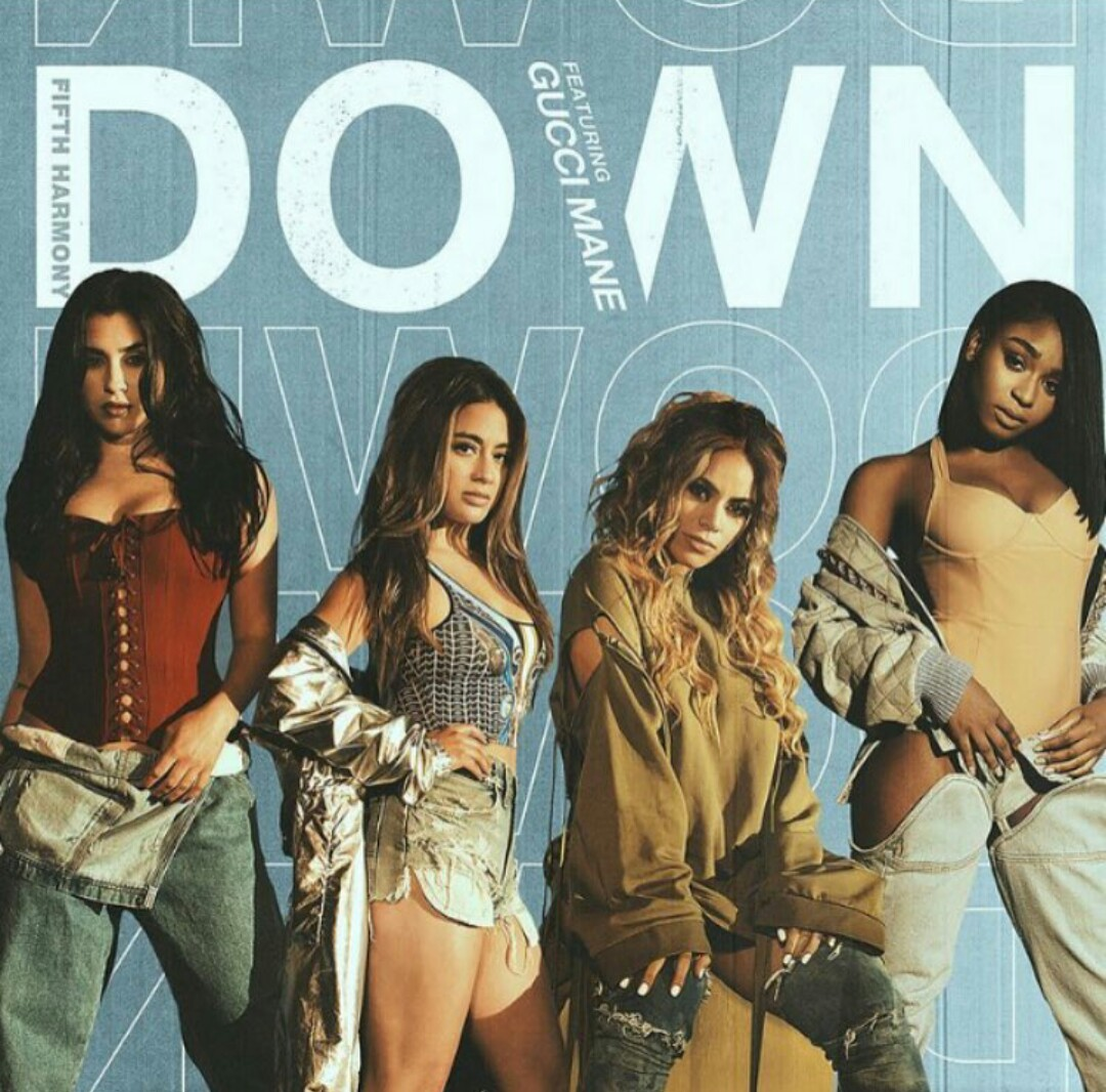 Fifth Harmony: 'Down' ft  Gucci Mane – Stream & Download